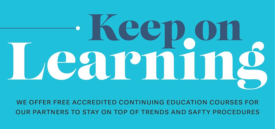 Continuing Education Program Announcement