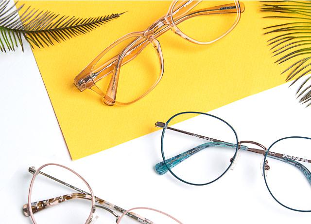 eyeglass frame colors fall 2020