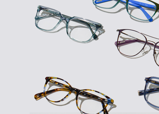 eyeglass frame colors