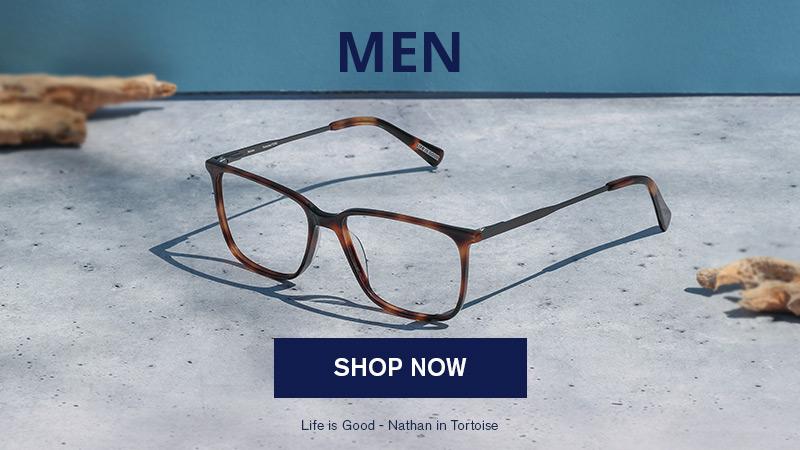 mens optical eyewear