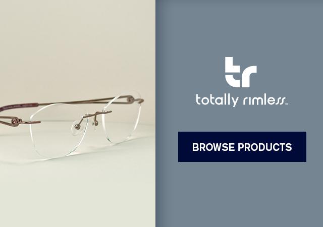 totally rimless eyewear