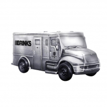 BRINKS TRUCK BANK (PEWTER)