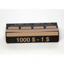 COIN BOX, DOLLAR (STOCK)