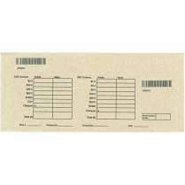DEPOSIT ENVELOPE NUMBER