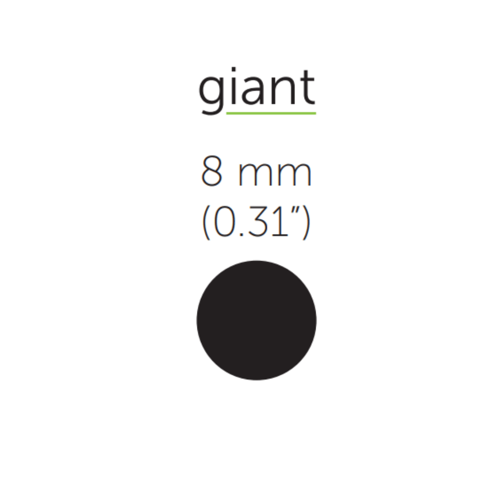 """Giant - 254mm (10"""")Unwrapped W"""