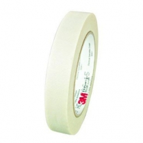 "3M™ Glass Cloth Electrical Tape 69, White, 1"" x 36 yds"