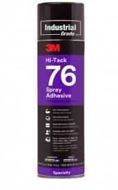 3M™ Hi-Tack 76 Spray Adhesive (Aerosol), 24 fl. oz.