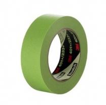 3M™401+ High Performance Masking Tape, Green, 18mm x 55m