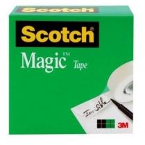 Scotch® 810 Magic™ Transparent Tape, 3/4