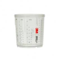 3M™PPS™Series 2.0 Cup,Standard,650mL, 2 cup/ctn