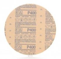 """3M™ NX Hook & Loop Paper Disc, C-Weight ,P400,6"""" x NH"""
