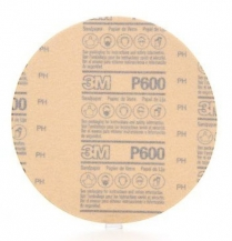 3M™ NX Hook & Loop Paper Disc,C-Weight P600 , 6