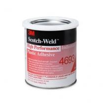 3M™ 4693 Scotch-Weld™ HP Plastic Adhesive, Quart