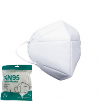 KN95 Mask, 10 Per Pack, Individually Wrapped