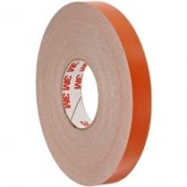 "Scotchlite™ Reflective Striping Tape, Orange, 1"" x 50 ft."