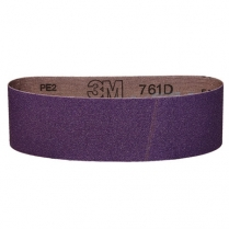 3M™ Cloth Belt 761D, P100 Y weight, 4