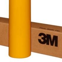 "3M™ Scotchlite™ Plus Reflective Yellow, 6"" x 50 yds"