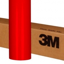 3M™ Scotchcal™ 3630 Translucent Film, Red, 48