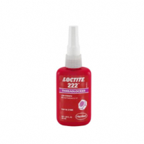 Loctite® Threadlocker 222™,LowStrength/SmallScrew,50ml,10/cs