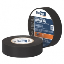 "Shurtape® EV 057 Electrical Tape, Black, 3/4"" x 66', 100/cs"