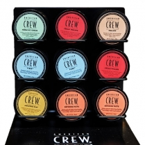 American Crew Americana Puck Display