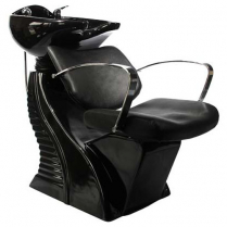RAZ-BERRY Basin & Chair Unit - Black