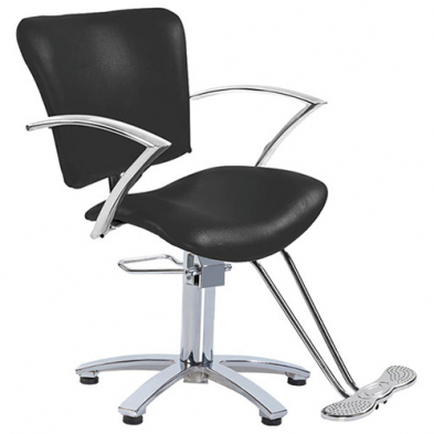 PARROT Styling Chair - Black