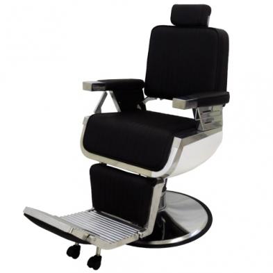 GOLEM Barber Chair - Black