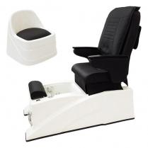 TRITON Pedicure Spa Chair - Black