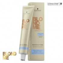 Schwarzkopf Blondme Bleach & Tone Cool 60ml