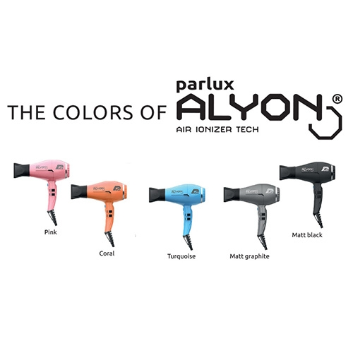Parlux Alyon 2250W Turquoise