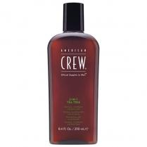 American Crew 3 in 1 Shampoo Tea Tree 250ml