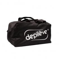 Depilève Barbepil Duffle Black Bag