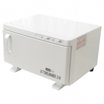 Salon Pro Hot Towel Cabinet with UV - (15 Face Cloth)