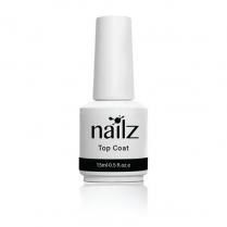 Nailz Gel Polish 15ml (Top Coat)