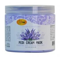 Spa Redi Pedi Cream Mask Lavender 500ml
