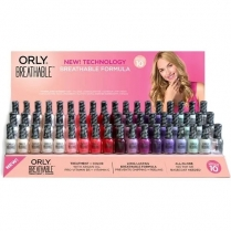 ORLY Breathable 54pc Intro Display - Includes 18 Shades