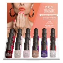 ORLY Breathable Mini 24pc Salon Display - Includes 12 Shades
