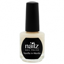 Nailz Nail Polish 15ml  Vanilla in Manila