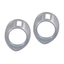 Headlight Door Or Rim - Standard - Plain