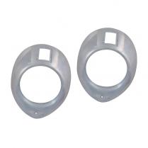 Headlight Door Or Rim - Standard - Plain