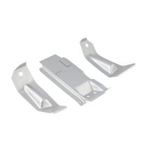 Lower Deck Panel Brace Set - 3 Pieces - 1939-40 Ford Car