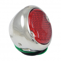 LED TAIL LIGHT ASSY LH STAINLE