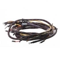 Cowl Dash Wiring - V8 - Pickup