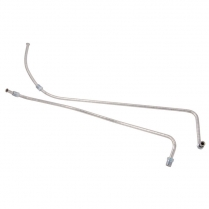 Oil Filter Steel Lines - Inlet and Outlet