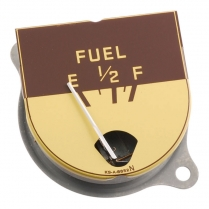 Fuel Dash Gauge