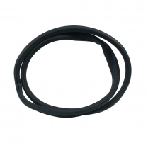 Back Glass Seal - Mercury - with Groove for Chrome