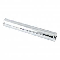GAS TANK FILLER PIPE CHROME
