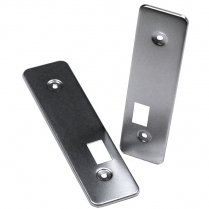 Door Latch Cover Plates - 1942-48 Ford Car