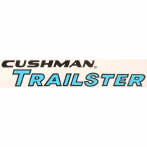 Trailster Decal - Adhesive Sticker